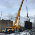 Transformator 60 ton